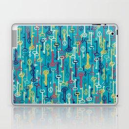 Fairy keys Laptop & iPad Skin