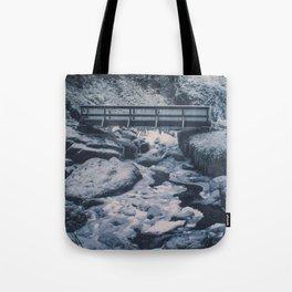 Cold Start Tote Bag