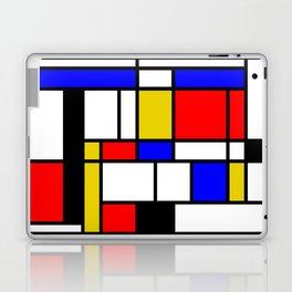 Art work inspired to P. Mondrian (n.1) Laptop & iPad Skin