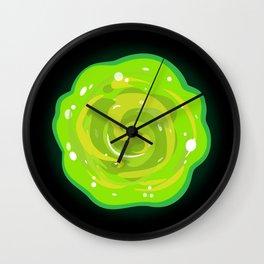 Rick's Portal Wall Clock