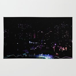 all of the lights Rug
