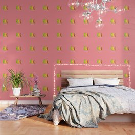 No Bananas Were Harmed in the Making of this Design Wallpaper