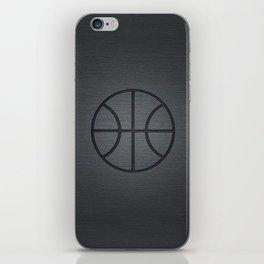 BASKETBALL- basketball iPhone Skin