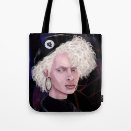 Pale Queen Eclipse Tote Bag