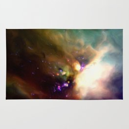Young Stars in Formation Rug