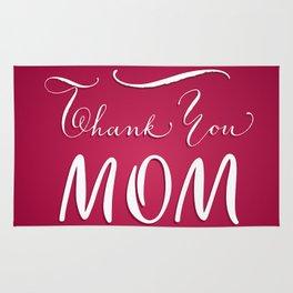 Thank you, mom Rug