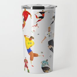 World Cup 2018 Travel Mug