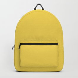 tuscan sun yellow Backpack