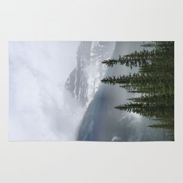 Misty Mountain Top Rug