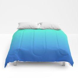 Hatsune Miku Gradient 01 Comforters