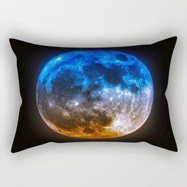 Magical Full Moon Rectangular Pillow