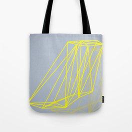 Crac Grey Tote Bag