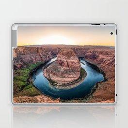 The Bend - Horseshoe Bend During Southwestern Sunset Laptop & iPad Skin