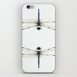 dragonfly #1 iPhone Skin