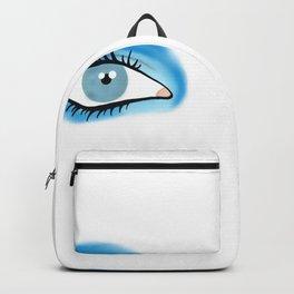 Life on Mars - Eyes Backpack