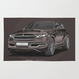 Infiniti FX 45 Artrace body-kit Rug