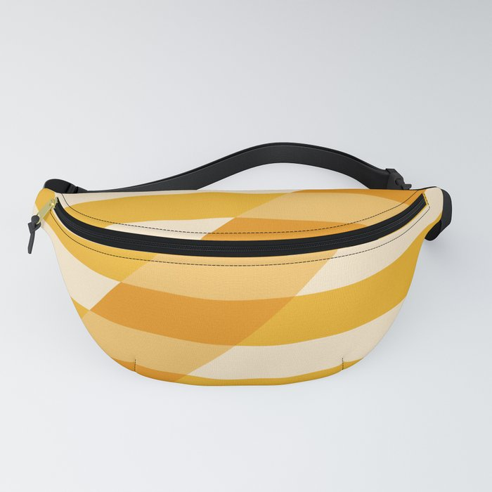 Striped Shadow 2 Fanny Pack