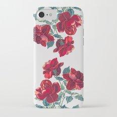 Red Roses Slim Case iPhone 7