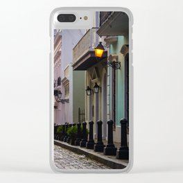 Old San Juan, Puerto Rico - Photo Clear iPhone Case