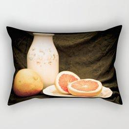 Grapefruits Rectangular Pillow