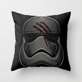 StarWars   Stormtrooper FN-2187 (Finn) Throw Pillow