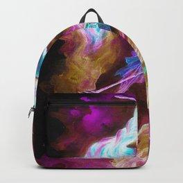 Galactic warrior Backpack
