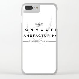 Monmouth Manufacturing Clear iPhone Case