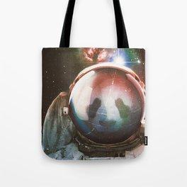 The Vulnerable Explorer Tote Bag