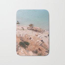 Ibiza, Cala Salada Bath Mat