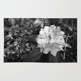 Stand Out In The Crowd - Rhododendron Flower Rug