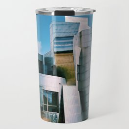 art museum in color Travel Mug