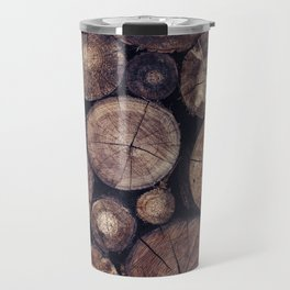 The Wood Holds Many Spirits // You Can Ask Them Now Edit Travel Mug
