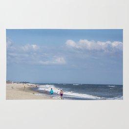 Fire Island Beach Rug
