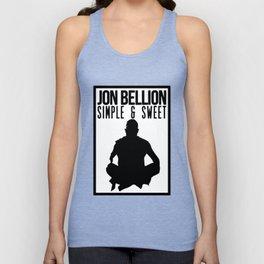 JON BELLION Unisex Tank Top