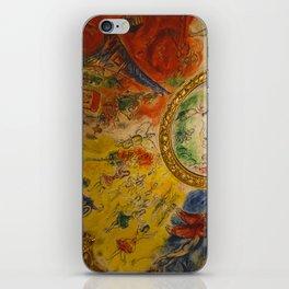 Chagall iPhone Skin