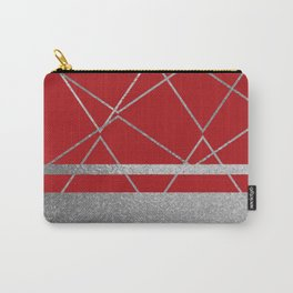 Silverado: Red Carry-All Pouch