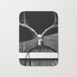 Bone Dancer Bath Mat