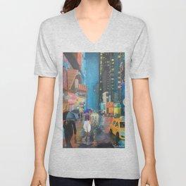 Agrabah, New York Unisex V-Neck