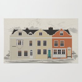 Lombard St. Portsmouth Rug