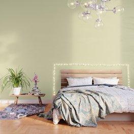 Lemon Chiffon - solid color Wallpaper