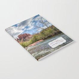 Cathedral Rock, AZ Notebook