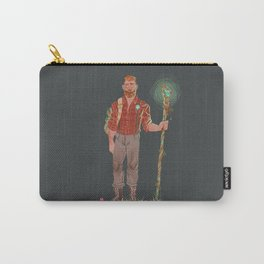Forest Gentleman Carry-All Pouch