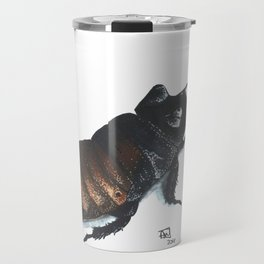 Madagascar Hissing Cockroach Travel Mug