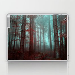 Mysterious Forest Laptop & iPad Skin