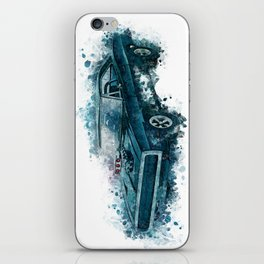 1970 Dodge Charger iPhone Skin