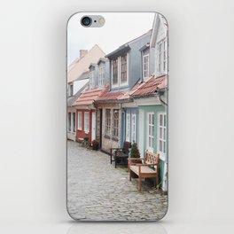 Aalborg, Denmark iPhone Skin