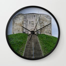 Clifford's tower Wall Clock