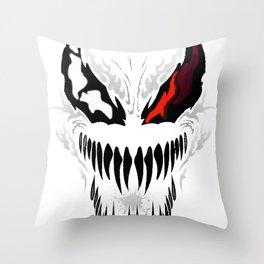 Symbiotic Throw Pillow