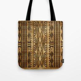 African Weave Tote Bag