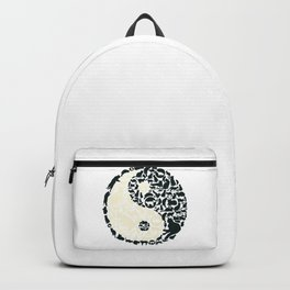 Yin-Yang Cats - FELT Backpack